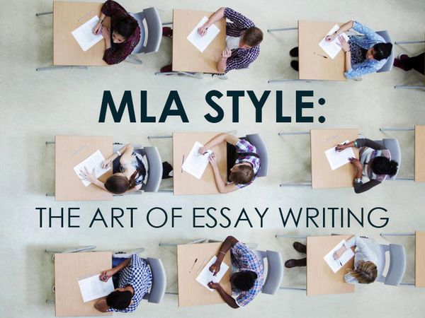 MLA Style: The Art of Essay Writing