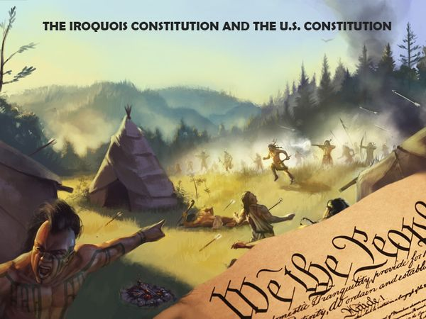 Ironquois Constitution